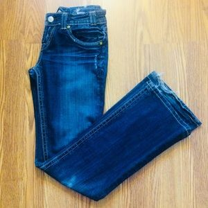 MEK Cape town Bootcut Jeans